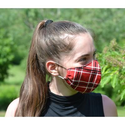 Masque artisanal écossais