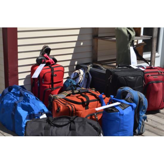 Transport de bagages